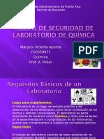 Reglas de Seguridad en Laboratorio