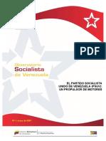 Observatorio Socialista Nº 1