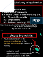 Penyakit Respirasi Pada Anak