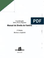 Sílvio Neves Baptista - Manual de Família - 2º Edição - Ano 2010