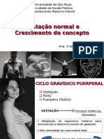 Gestacao Normal 2013