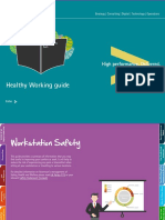 Healthy Working Guide
