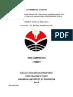iman hilmansyah 1402203  coursebook analysis