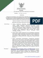 PMK 107 2015 Perubahan Pph