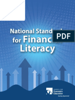 National Standards for Financial Literacy