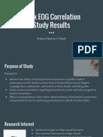 mock eog correlation study results presentation