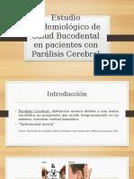 Estudio Epidemiológico de Salud Bucodental en Pacientes Con [Autoguardado]
