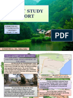 Habitat Study Report