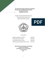 Laporan Sanitas Apotek Juni 2015
