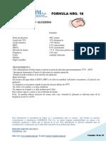 JABON COSMETICO  GLICERINA