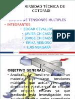 Ensayo Tenciones Multiples Presentacion