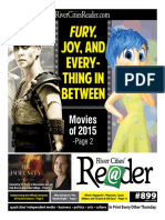 River Cities' Reader - Issue 899 - January 7, 2016