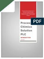 Processo Chimico Solution Plc K