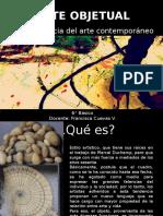 Escultura y Pintura Objetual