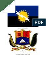 Bandera, Escudo, Himno , Mapa Del Estado Zulia