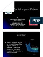 Dental Implant Failure [Compatibility Mode].pdf