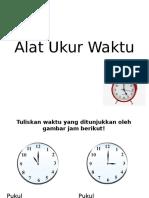 Alat Ukur Waktu