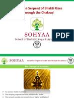 The Divine Serpent of Shakti Rises Through the Chakras!