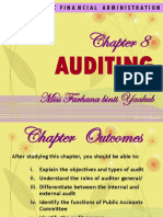 Chapter 8 - Auditing