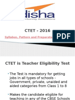 CTET Exam Books - 2016