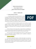 DERECHO PROCESAL I  Capitulo I Introducción.doc
