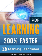 Learning 25 Tech
