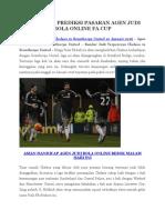 Prediksi Chelsea vs Scunthorpe United 10 Jan 16