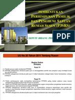 pembentukan PPRS