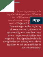 Yvonne Burger over de stand van het wetenschappelijk onderzoek