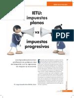 Impuesto Planos y Progresivos
