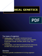 29 Microbial Genetics