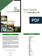 Hop Variety Book