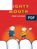 might mouth infant curriculum