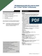 SIMB-A21 Startup Manual