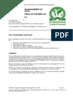 298 Diagnosis and Management of Necrotising Fasciitis