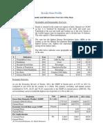 Kerala State Profile
