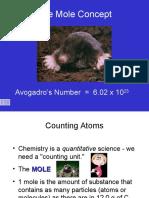ppt- the mole concept