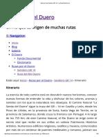 0_Itinerario del Sendero GR 14 - La Senda del Duero.pdf