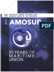 Amosup 55 Years of Maritime Union
