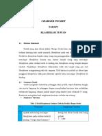 Perancangan Produk Alat Charger Pocket