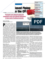 Polymer-Based Piping Systems in the CPI