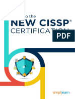 New CISSP Certification 2015