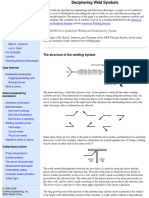 Welding - Deciphering Weld Symbols Unified Engineering 2006