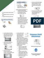 Leaflet Senam Kaki Diabetes