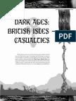 DA - British Isles Casualties