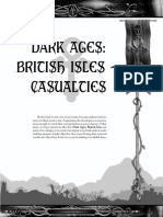 DA - British Isles Casualties