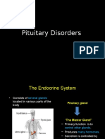 Pituitary Disorders