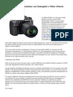 Nikon D5500 - Recensione con Immagini e Video vittoria Esempio