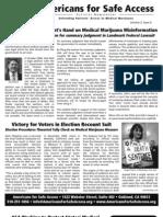 Medical Marijuana - ASA june07 newsletter