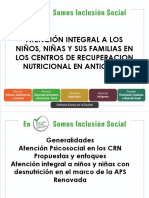 MANA 6. Protocolo de manejo niño con DNT